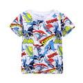 Roupas 2017 Meninos Moda Batman Meninos Roupas Camisa Dos Miúdos T Meninos Da Criança Do Bebê do desenhador T-shirts Tops Algodão de Manga Curta Tees