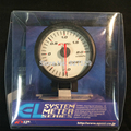 60mm Turbo Boost Gauge Universal Boost Auto Gauge Boost Gauge 2.5 Inch for Toyota Supra JZA70 JZA80 Levin AE86 FT 86