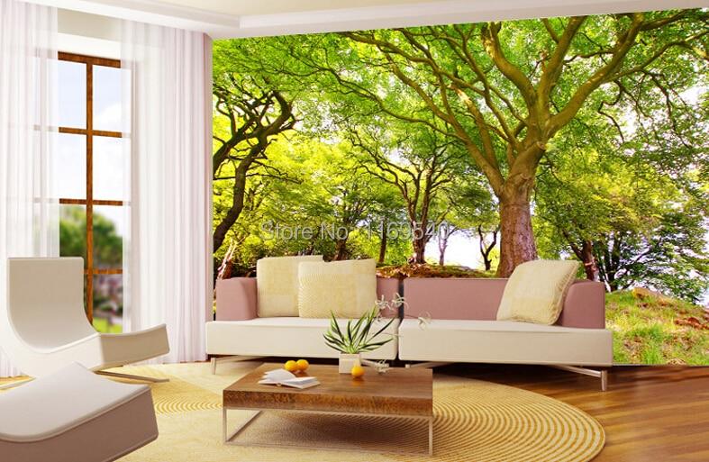 Green Wallpaper Designs For Living Room Gopelling Net