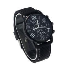 Модные Мужские Часы Из Нержавеющей Стали Циферблат Аналоговые Кварцевые Часы Роскошные мужские Спортивные Часы Часы Наручные Часы Мужчина, Может 5