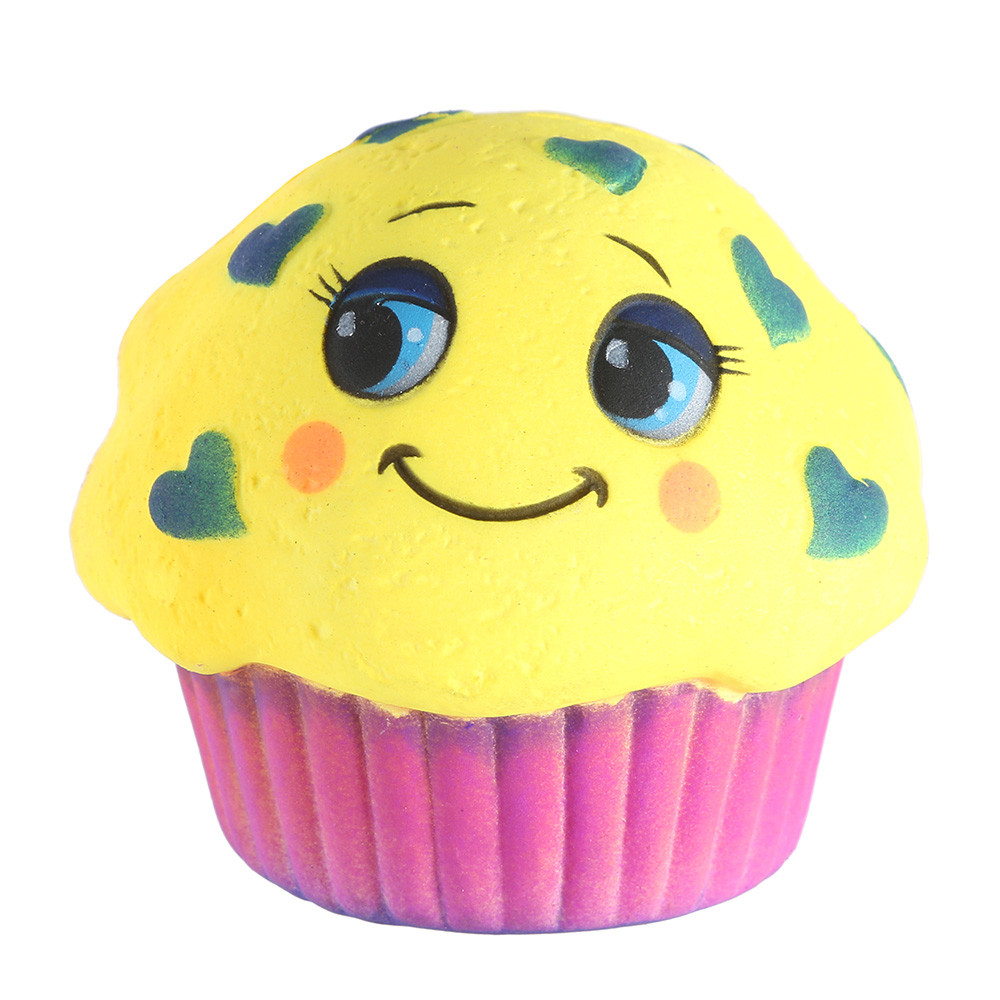 Colour Change Cupcake Squishy 5