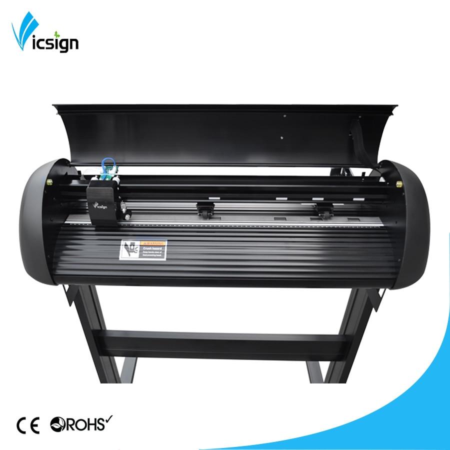 Vicsign hot sale plotter de corte sticker cutting machine