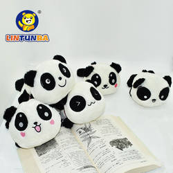 1 шт. 15 см новинка 2015 мультфильм Бэтмен игрушечная панда милые плюшевые игрушки миньон экспортируется в Европу Детские игрушки Аниме