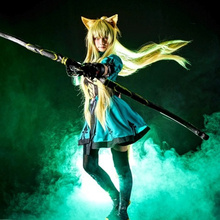 Atalanta cosplay costumes dress Japanese anime Fate/Apocrypha clothing Masquerade/Mardi Gras/Carnival free shipping