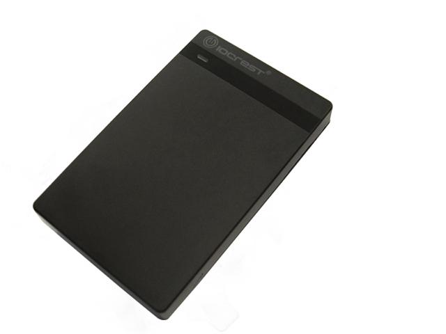 """O Envio gratuito de 2.5 """"SATA para USB 3.0 HDD SSD DISCO Rígido Externo Recinto Caso Caixa de Cor Preta"""