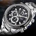 Longbo relógio de pulso 2017 relógio de quartzo dos homens relógios top marca de luxo famoso relógio de pulso relogio masculino masculino relógio para o homem hodinky