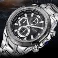 Longbo reloj 2017 reloj de cuarzo de los hombres relojes de primeras marcas de lujo famoso reloj de pulsera relogio masculino masculino reloj para hombre hodinky