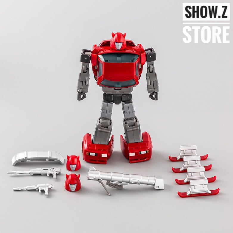 цена на [Show.Z Store] Mastermind Creations MMC Ocular Max PS-09 Hellion Cliffjumper Transformation Action Figure