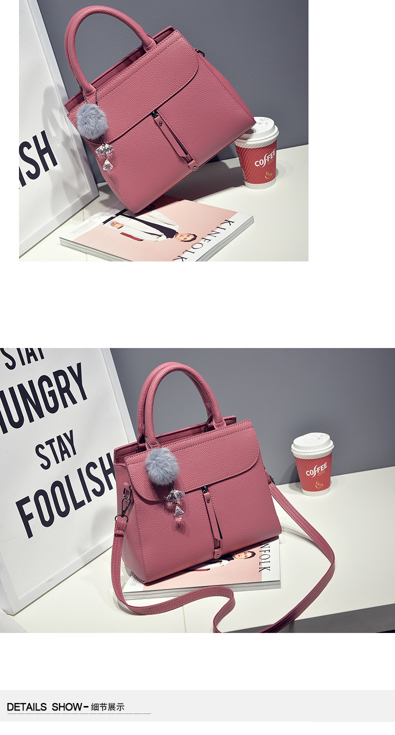 16 Women s New Korean Women S Models Of Sweet Pants Stereotypes Female Messenger Bag Shoulder Bag