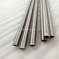 6pcs Gr9 titanium tube OD 12mm*ID 10mm *Length 1000 free shipping|ods|od tube|  -