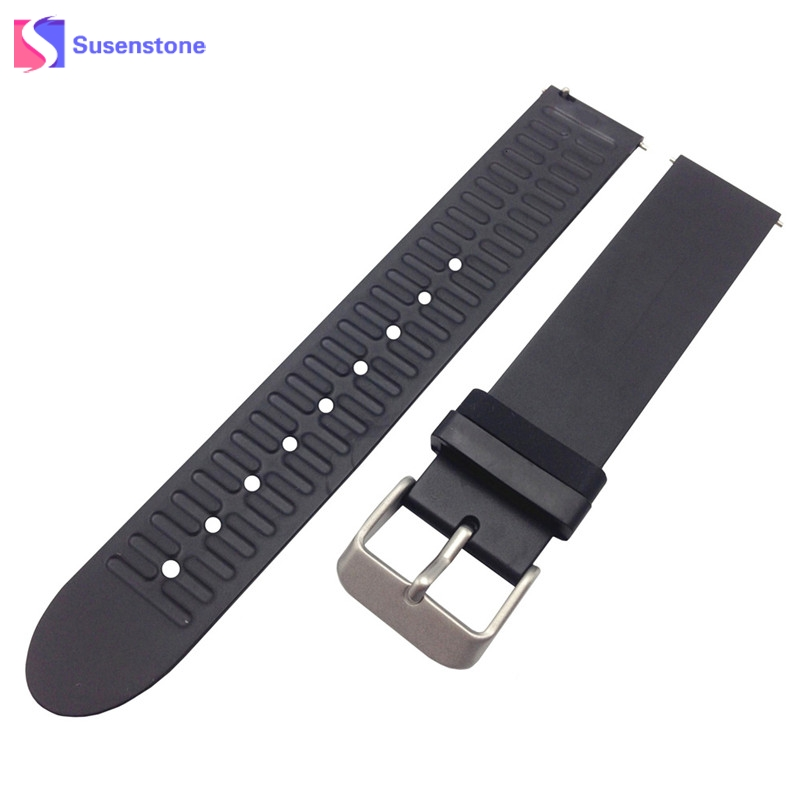 Hot Sale Fashion Sports Silicone Bracelet Strap Band For Withings Activite Pop Wrist Watchband Watch Band 18mm jansin 22mm watchband for garmin fenix 5 easy fit silicone replacement band sports silicone wristband for forerunner 935 gps