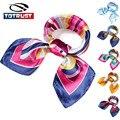 Ocupação Do Laço Do Pescoço para As Mulheres 112 Cores 2016 Magia Lenço De Seda De Cetim Mulheres Office Lady Bow Tie Gravata Comercial