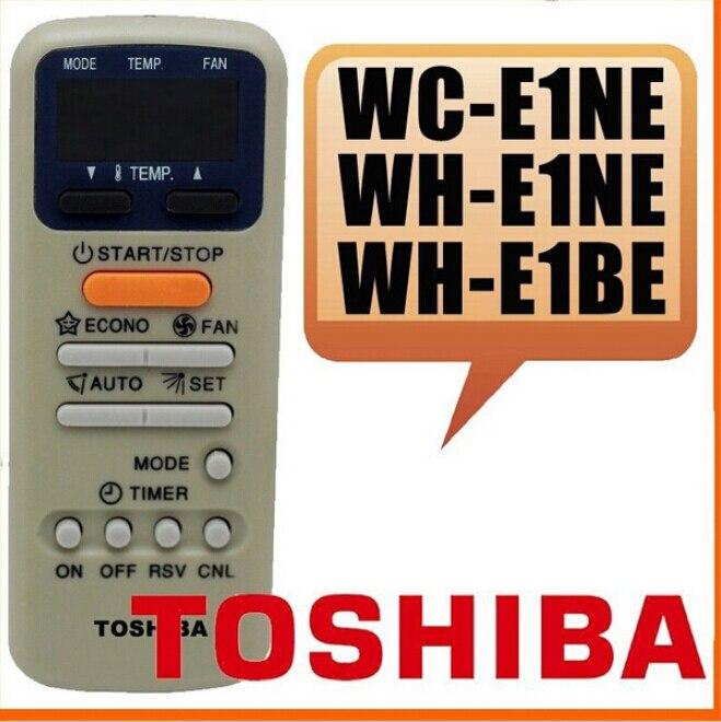 toshiba air conditioner remote control manual