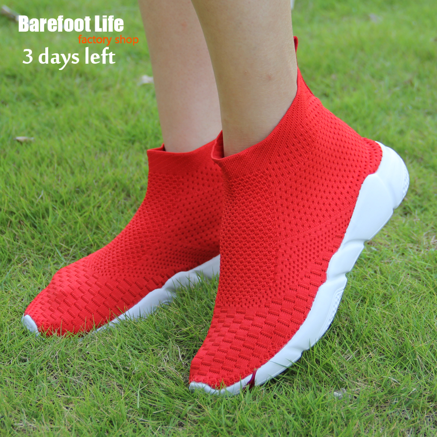 red color High elastic fly woven upper fashion sneakers woman 2018.flay comfortable soft casual shoes woman,schuhes,zapatos