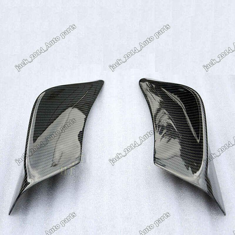 リアルカーボン繊維テールライトリア眉毛カバーフィットトヨタ GT86 スバル brz