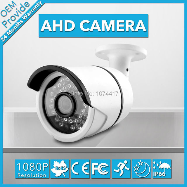 AHD3620LC-T   Hot Waterproof IR Cut  2.0 MP CMOS CCTV 1080P Good Night Vision Security AHD Camera With Bracket 36PCS Led Light