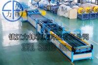 HVAC Ventilation Duct Machine Auto Square Duct Production Line V For Sale