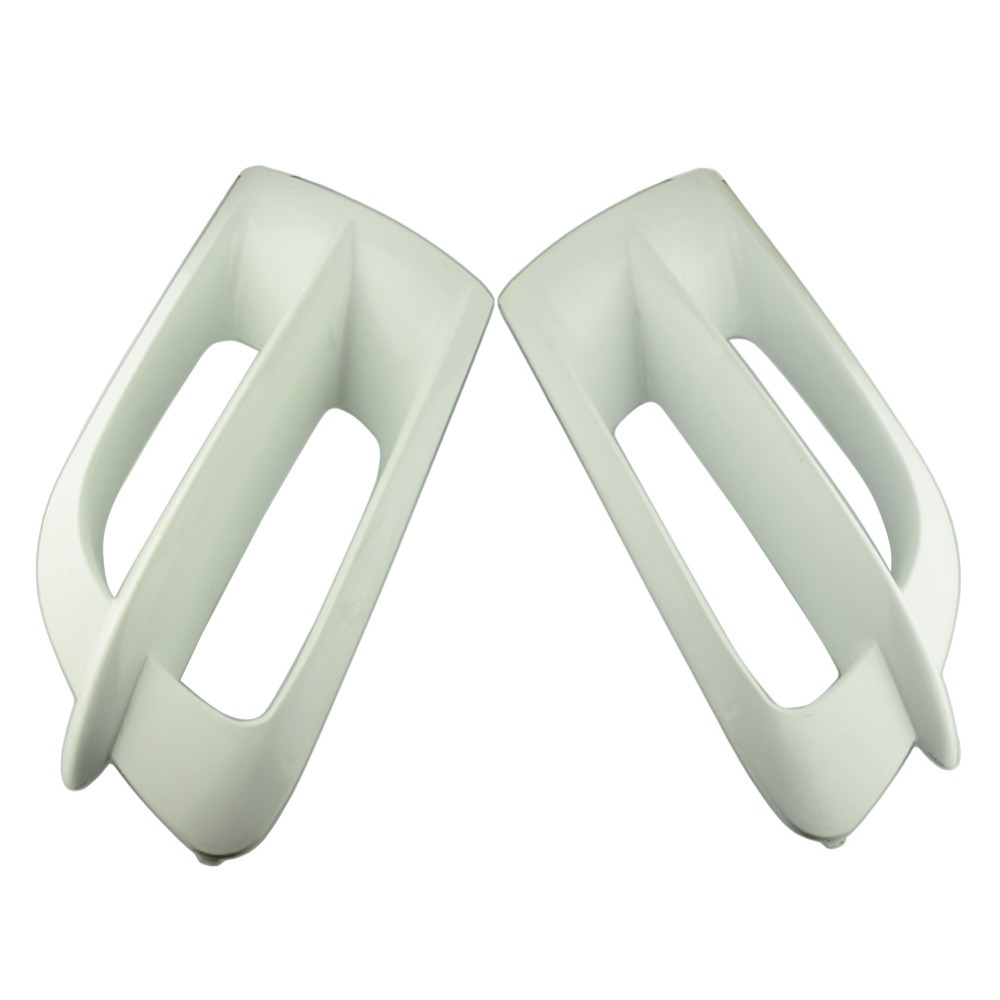 Motorcycle Side Fairing Accents Cooling Trim Case Vent panel for Honda Goldwing GL1800 2001 2011