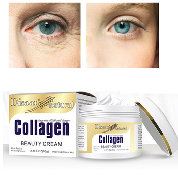 Collagen Power Lifting Cream Face Cream Skin Care Facial Self Tanners & Bronzers
