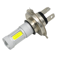 Super Bright 2pcs H7 80W 6000K High Power COB LED 12V Moto Auto Fog Lights