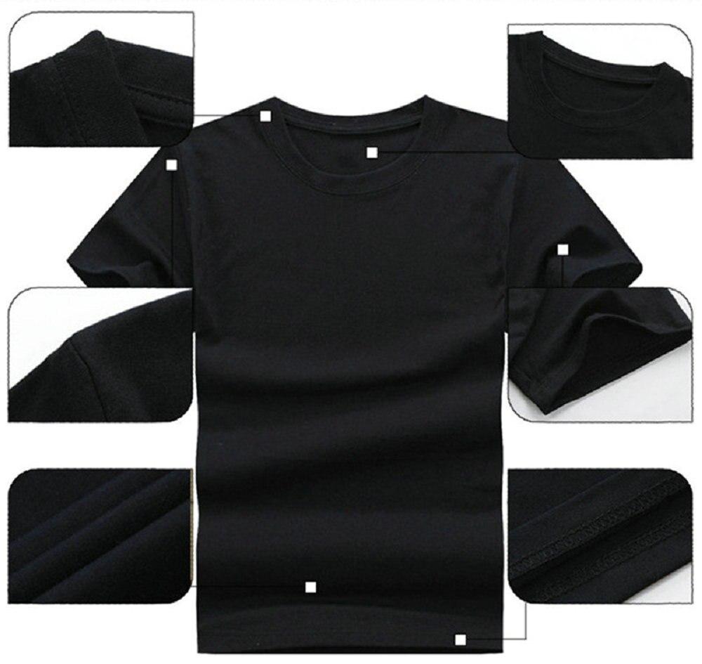 Tee Shirts Online Crew Neck Men Design Short Sleeve Def Leppard Mens Blazing Thru America 1983 Tour T-shirt T Shirts