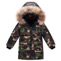 boys winter jacket kids coat 10 years toddler boys coats for winter 2018 new girls winter jackets boys down parka hood cotton