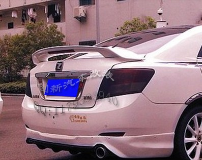 Zotye Z300 Car Tail Fin Illuminated Abs Tail Wing Modification Car