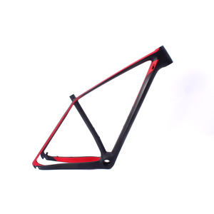 2016 Newest 29er MTB bike full carbon fiber frame