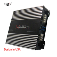 DC 12v 2CH High Powerful Class AB 4000w Auto Car Amplifier Best Quality Mosfet Stereo Car