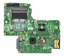 Placa madre del ordenador portátil para Lenovo G700 NOKOTION PLACA PRINCIPAL REV: 2.1
