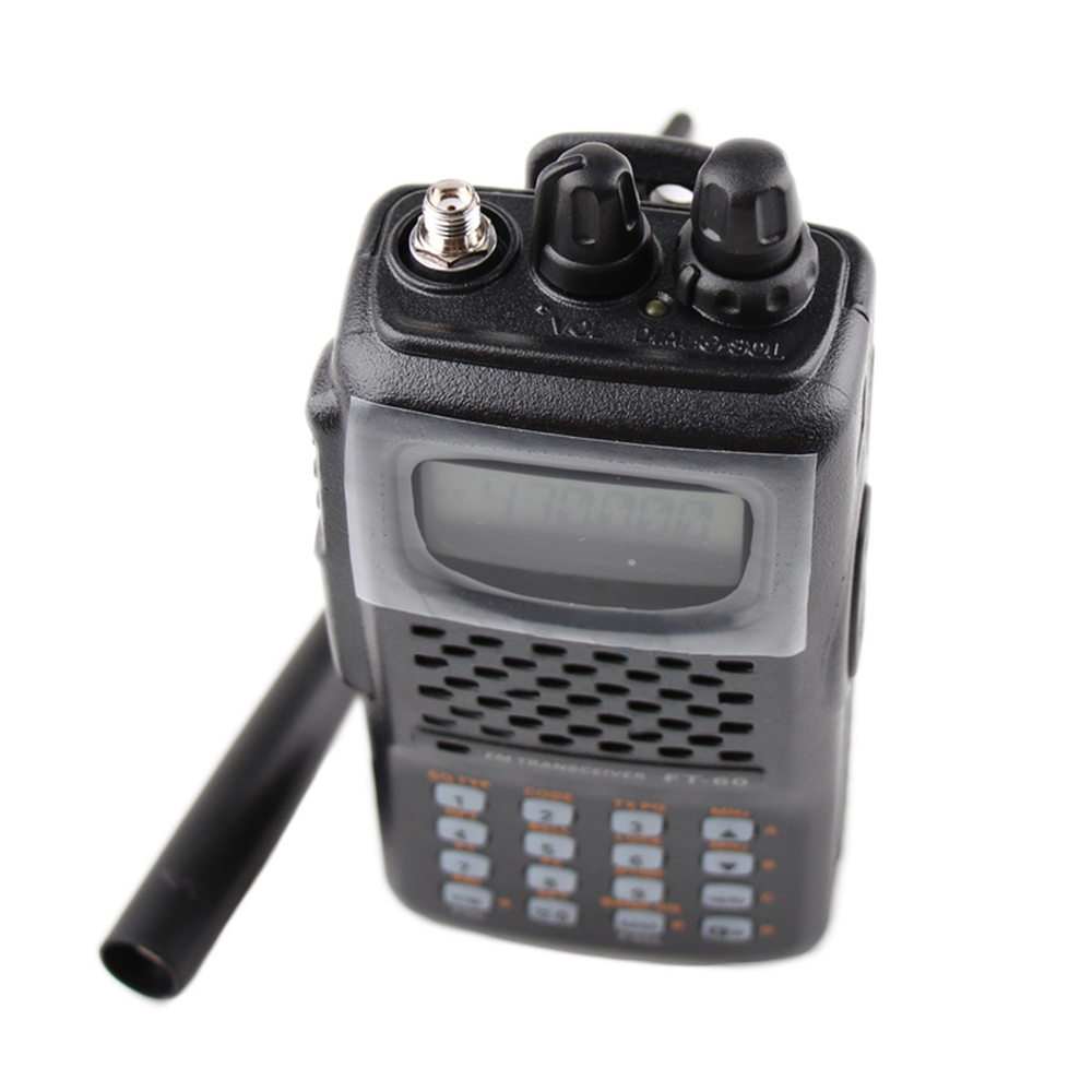 Image 5 - General for Walkie Talkie YAESU FT 60R Dual Band 137 174/420 470MHz FM Ham Two Way Radio Transceiver YAESU FT60R Radio-in Walkie Talkie from Cellphones & Telecommunications