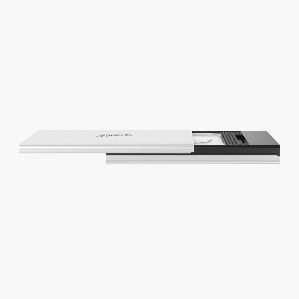 aluminum alloy ORICO 2.5inch SATA to Type-C Aluminum Alloy Hard Drive Enclosure for Mac for Linux for Windows USB3.0 3.1 (4)