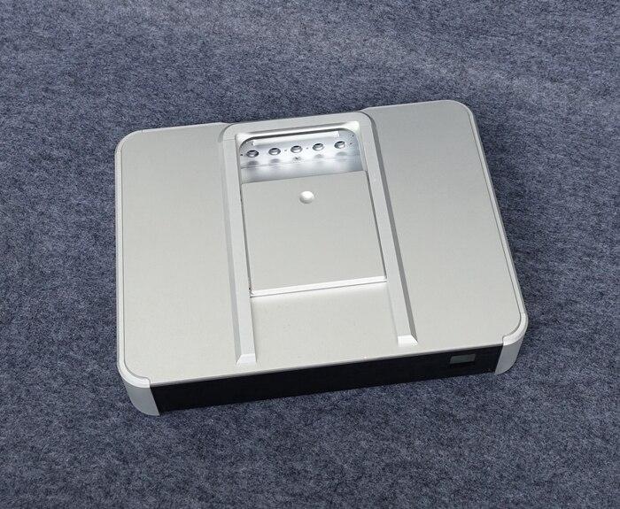 CD Amplifier Chassis Aluminum Case CD Amp Shell //DIY CD amp enclosure