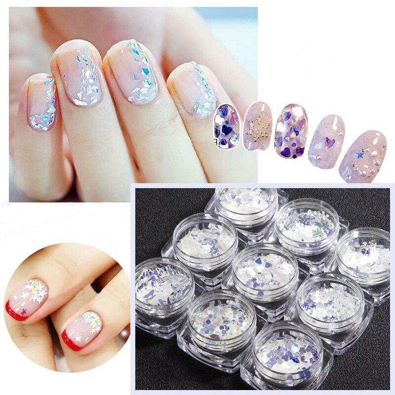 Aliexpress.com : Buy 2g Triangle/Pentagram/Plum Blossom/Ice cream ...