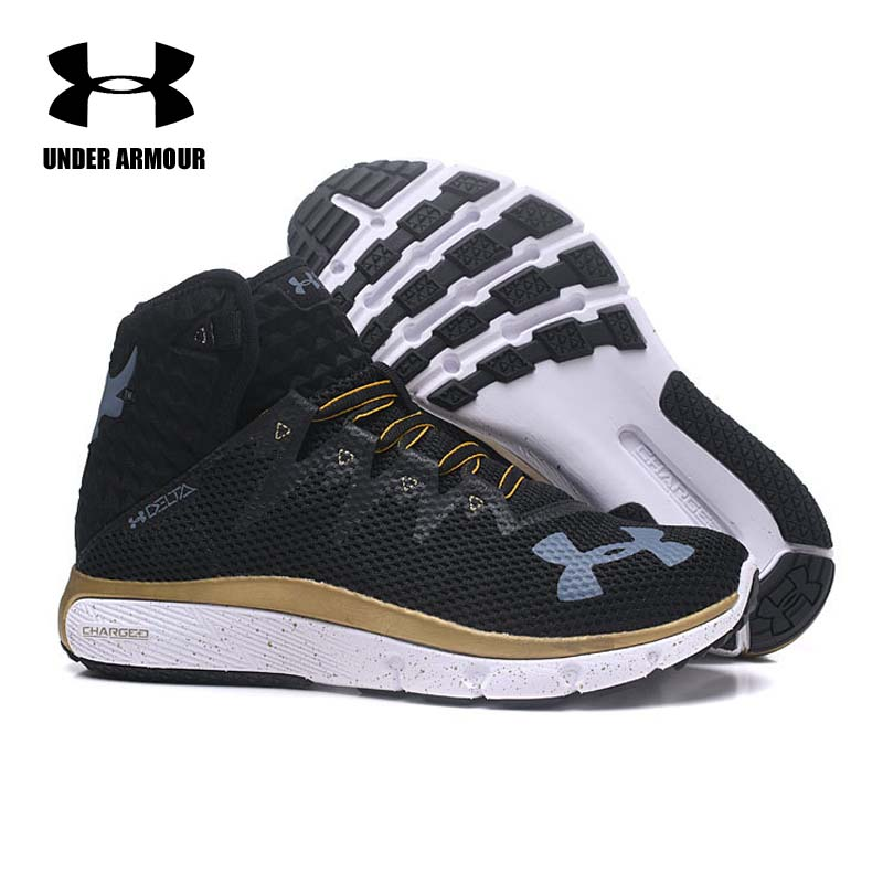 fcf828c4e58e Under Armour Men Project Rock Delta Basketball shoes Charged Cushioning  sneakers Zapatillas hombre deportiva Athletic Trainers. sku  32936295754