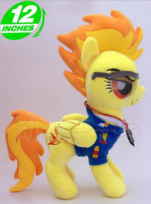 32cm 288g New Spitfire Unicorn Horse Cotton Plush Doll Toy No132123 печенье orion goute 288g