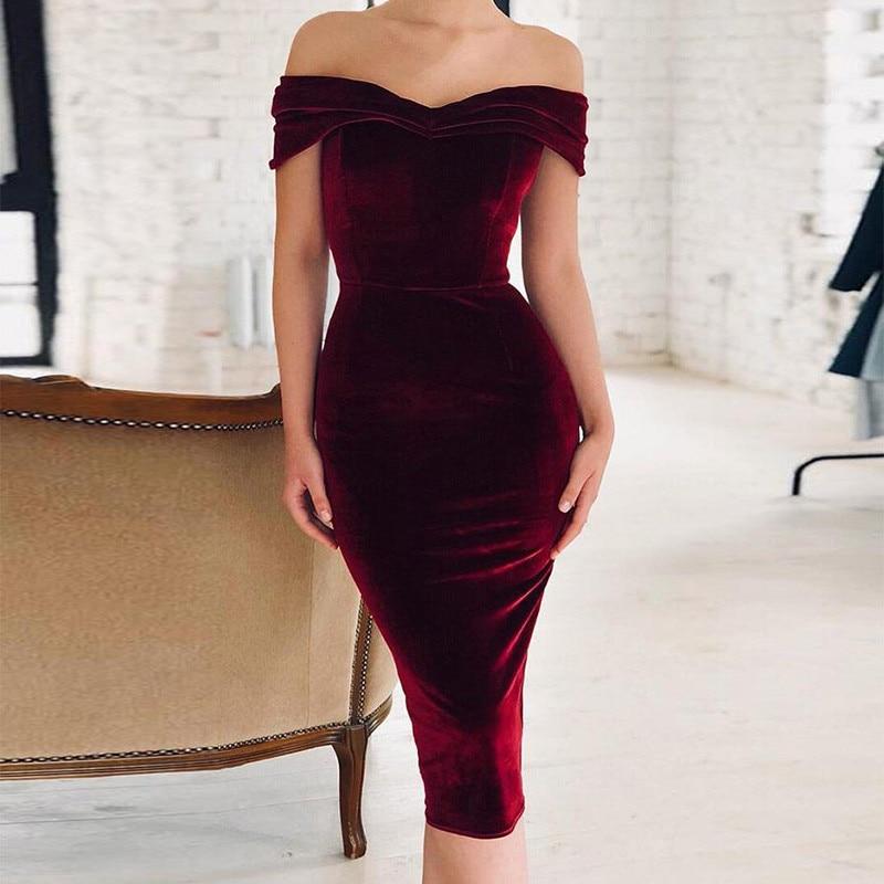 Бархатное платье отзыв