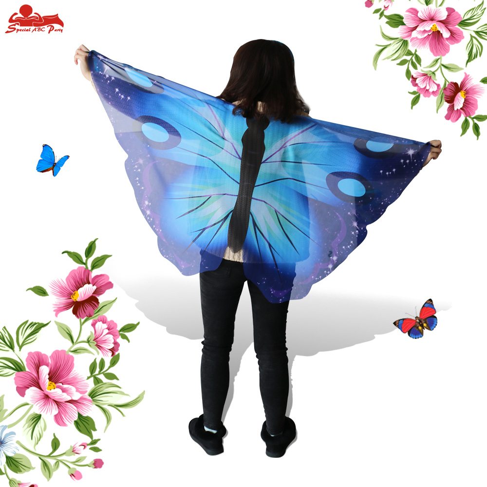 Girls Costumes Costumes & Accessories Special Butterfly Wing Mask Skirt Girls Carnival Dress Cosplay Miraculous Toys Children Day Costume Kid Animal Girl Fairy A Wide Selection Of Colours And Designs