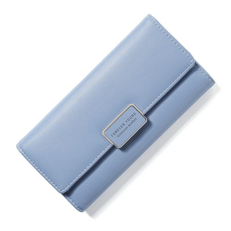 Fashion Wallet Women Wallets Passport Cover PU Leather Long