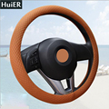 New Summer Honeycomb Shape Car Steering Wheel Cover Breathable Anti-slip Comfort Universal For 37-38CM Steering-Wheel Car Cover