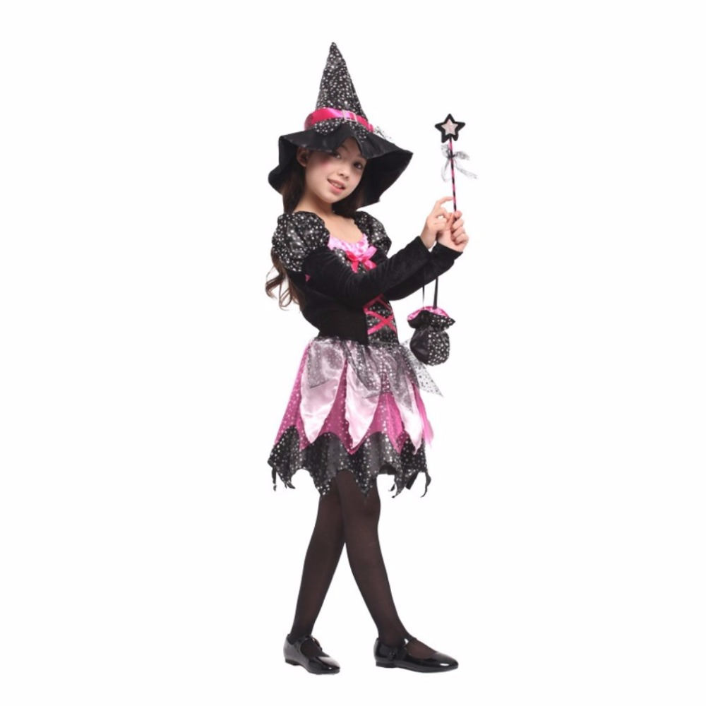 shanghai story flashes witch costume fancy children halloween purple