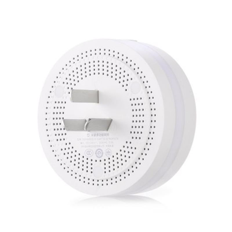 Image 4 - Update Version Original Xiaomi Mijia Smart Home Multifunctional Gateway 2 Alarm System Intelligent Online Radio Night Light Bell-in Smart Remote Control from Consumer Electronics
