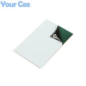 Image 3 - 10 pcs Kinsten PP 1510 1015 Positive Acting Presensitized PCB Board 15cmx10cmx1.6mm Single Side Plate Photosensitive