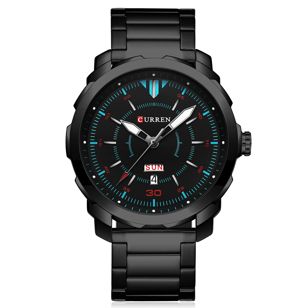 2017 Curren Mens Watches Top Brand Luxury Male Military Sport Luminous Watch men quartz-watch Male Clock Man Relogio Masculino cbr human friends speed rate glam all in one micro ms m2 sd t flash ms duo mmc sdhc dv ms pro ms ms pro duo usb 2 0