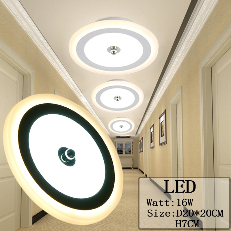 YL LED Ceiling Light 16W+27W Round Square white+Warm White/Blue/Purple double color Led Ceiling Light Recessed 9892 50x 12 8mm microscope w 2 led white 1 led purple light grey black