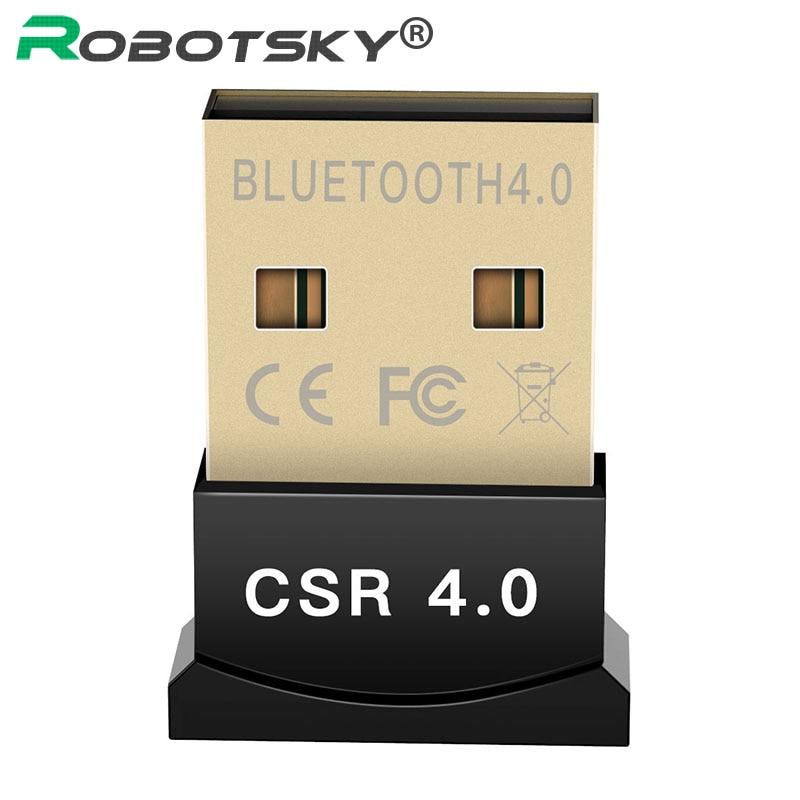 USB <font><b>Bluetooth</b></font> Adapter V4.0 for Windows 7 8 10 XP Vista <font><b>Dual</b></font> Mode Wireless Dongle Free <font><b>Driver</b></font> USB2.0/3.0 20m 3Mbps