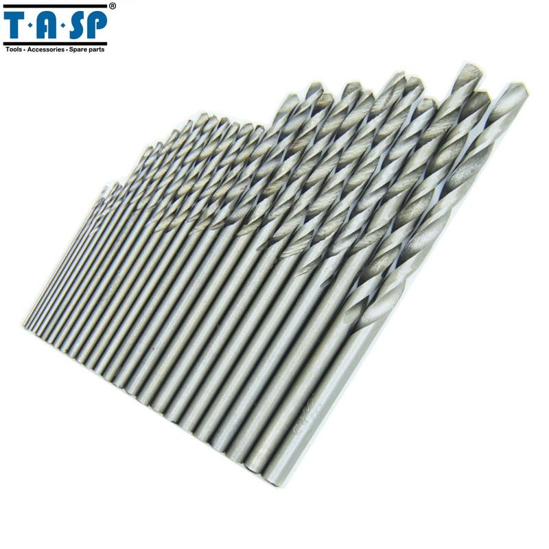 TASP 150PC HSS Micro PCB Drill Bit Set Precision Twist Drilling Kit - Foret - Photo 3