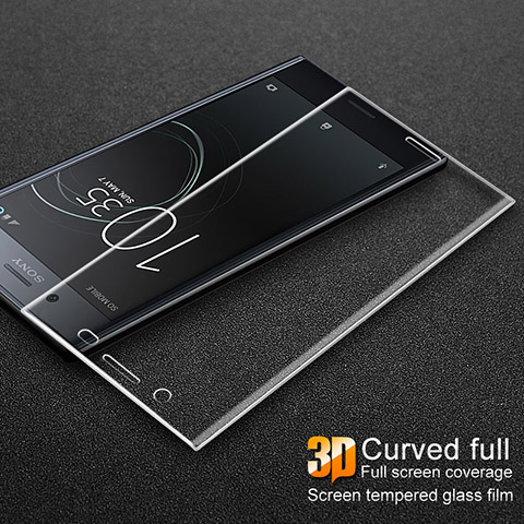 XZ Premium Screen Protector 3D Curved Full Cover Tempered Glass Film For Sony Xperia XZ XZs XZP