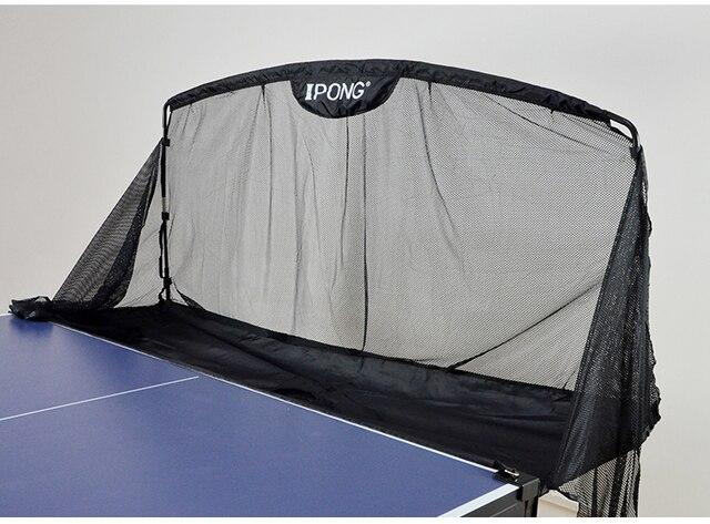 c5fab6345 IPONG Original Rede Coletora De grafite De Carbono Bola de Tênis de Mesa Ping  pong