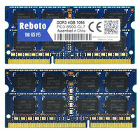 For Hynix Chip Brand New DDR3 2GB 4GB 8GB 1066 1333 1600mhz PC3 8500 10600 12800